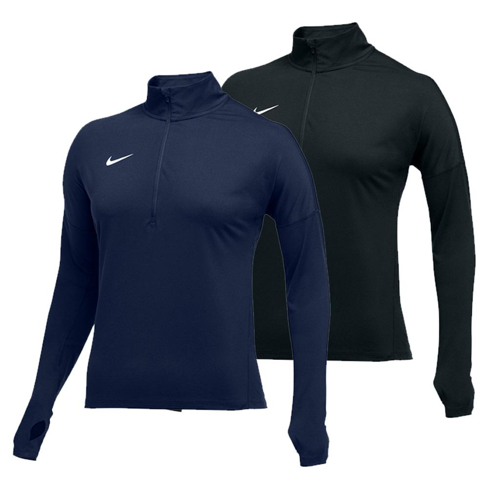 Women's Dri- Fit Element 1/2 Zip Running Top