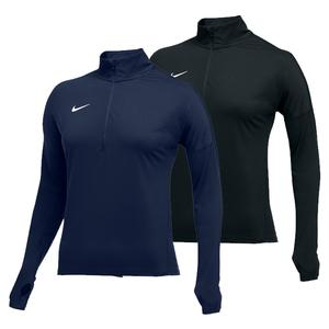 Women`s Dri-FIT Element 1/2 Zip Running Top