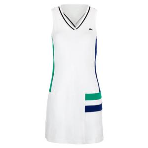 Women`s Tennis Dress White