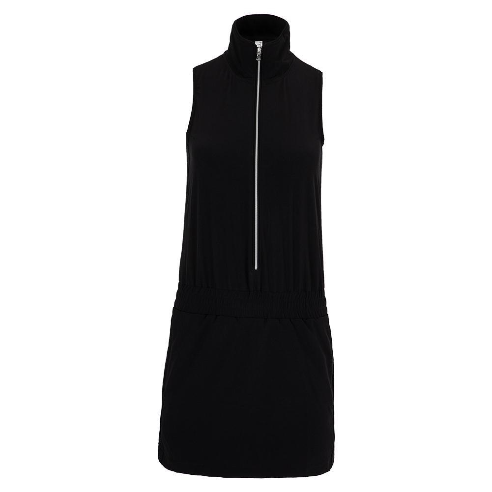 Women's Blythe Tennis Dress Black