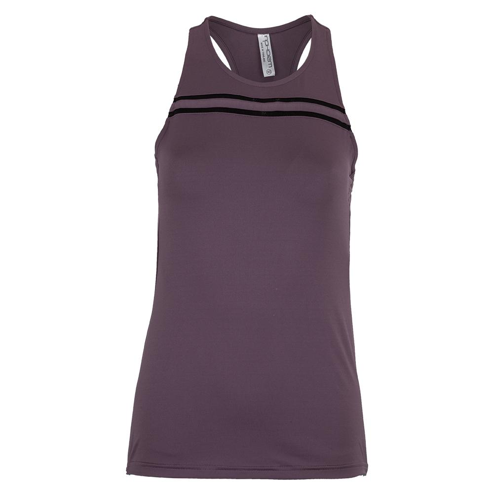 Women's Harper Tennis Tank Deep Blush And Black