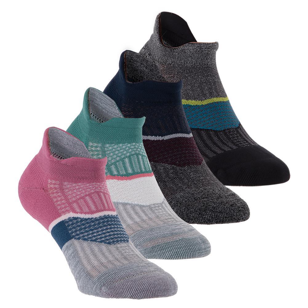 Elite Max Cushion No Show Tab Socks