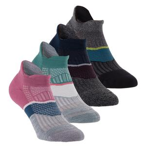 Elite Max Cushion No Show Tab Socks