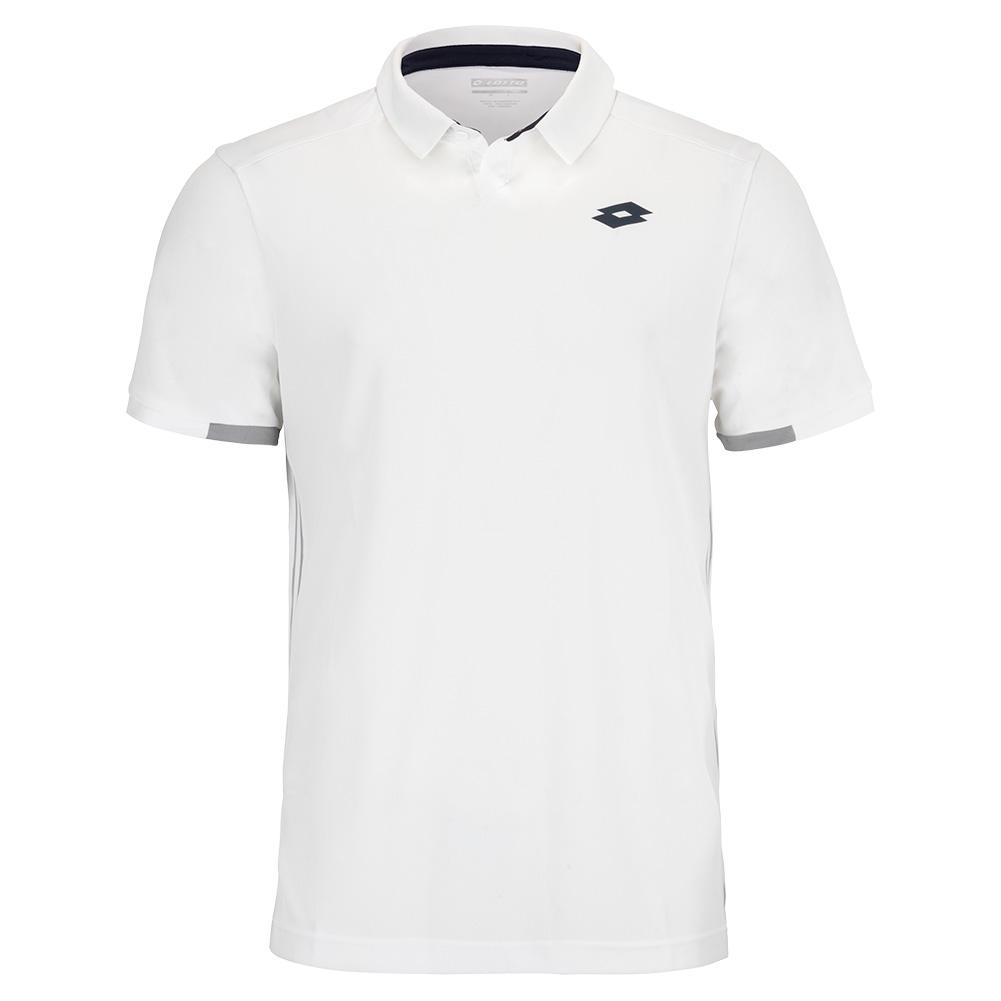 Men's Squadra Tennis Polo