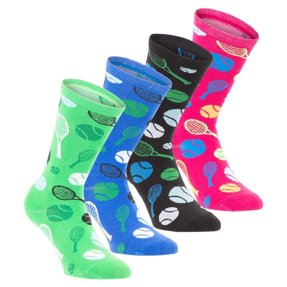 Novelty Tennis Socks (Sizes 8- 12)
