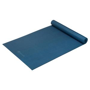 Classic Solid Color Yoga Mat (5mm) Indigo Ink