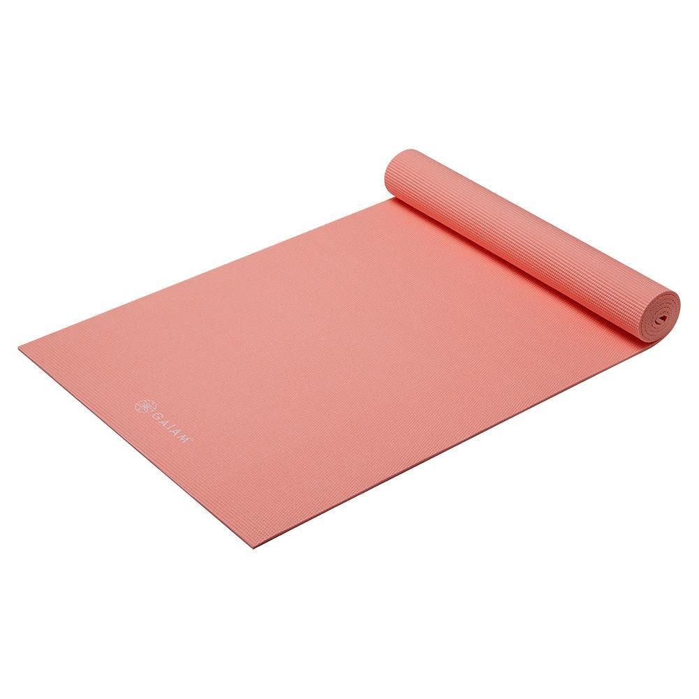 Classic Solid Color Yoga Mat (5mm) Ballet