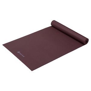 Classic Solid Color Yoga Mat (5mm) Wild Aubergine