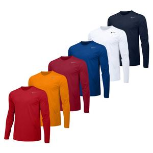 Men`s Legend Long-Sleeve Training Crew