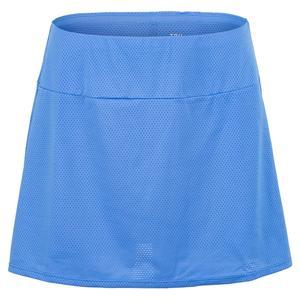 Women`s Nolita 13.5 Inch Tennis Skort Sky Blue