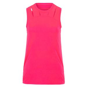 Women`s Arizona Tennis Tank Rose Punch