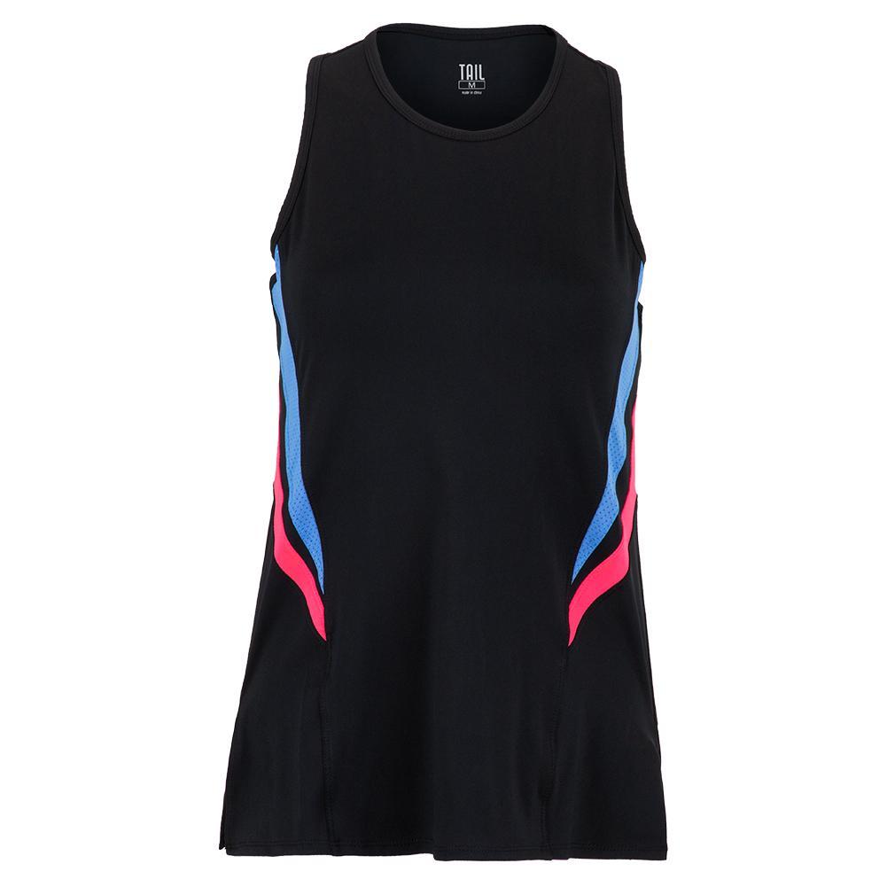 Women's Asher Tennis Tank Onyx
