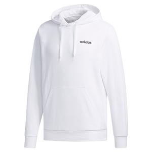 Men`s Essential FeelCozy Over The Head Sweater White and Black