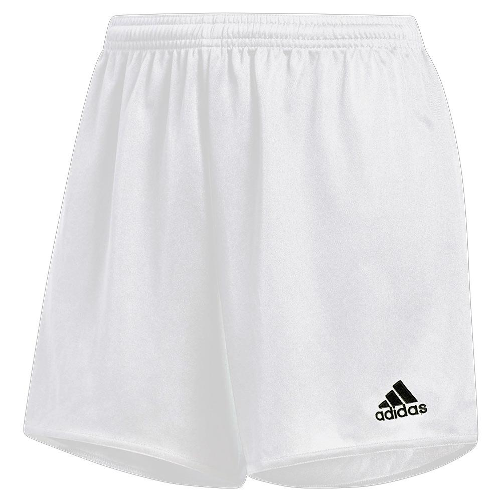 Women's Parma 16 Shorts White And Black