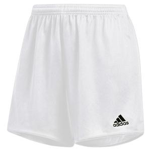 Women`s Parma 16 Shorts White and Black