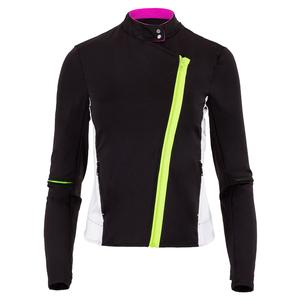 Women`s Moto Tennis Jacket 2.0 Black