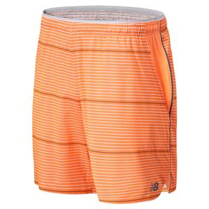 Men`s Printed Tournament Tennis Short Thunder