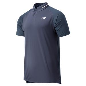 Men`s Tournament Tennis Polo Citrus Punch