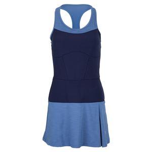 Women`s Solar Tennis Dress Denim