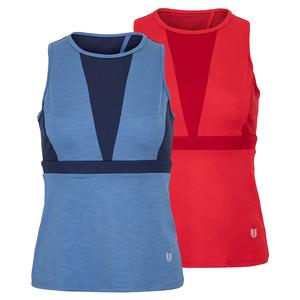 Women`s Magnetic Tennis Tank Top