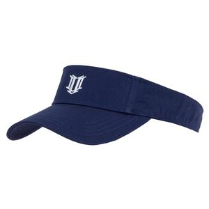 Women`s Low Profile Tennis Visor Admiral