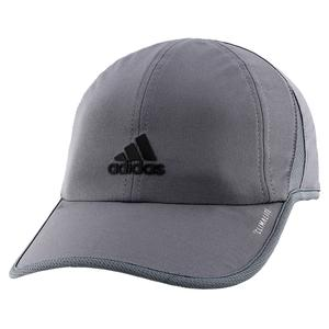 Youth Superlite Tennis Cap Onix and Black