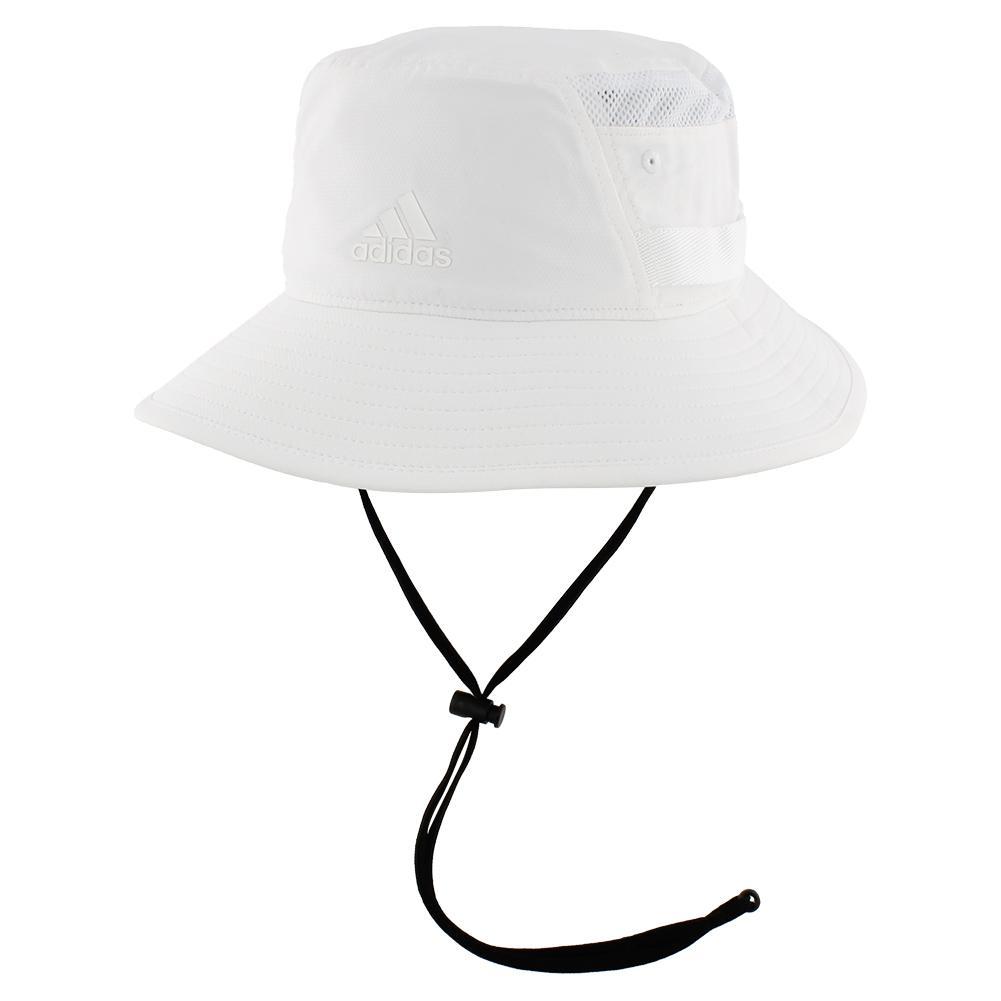 Men ' S Victory Iii Bucket Hat White