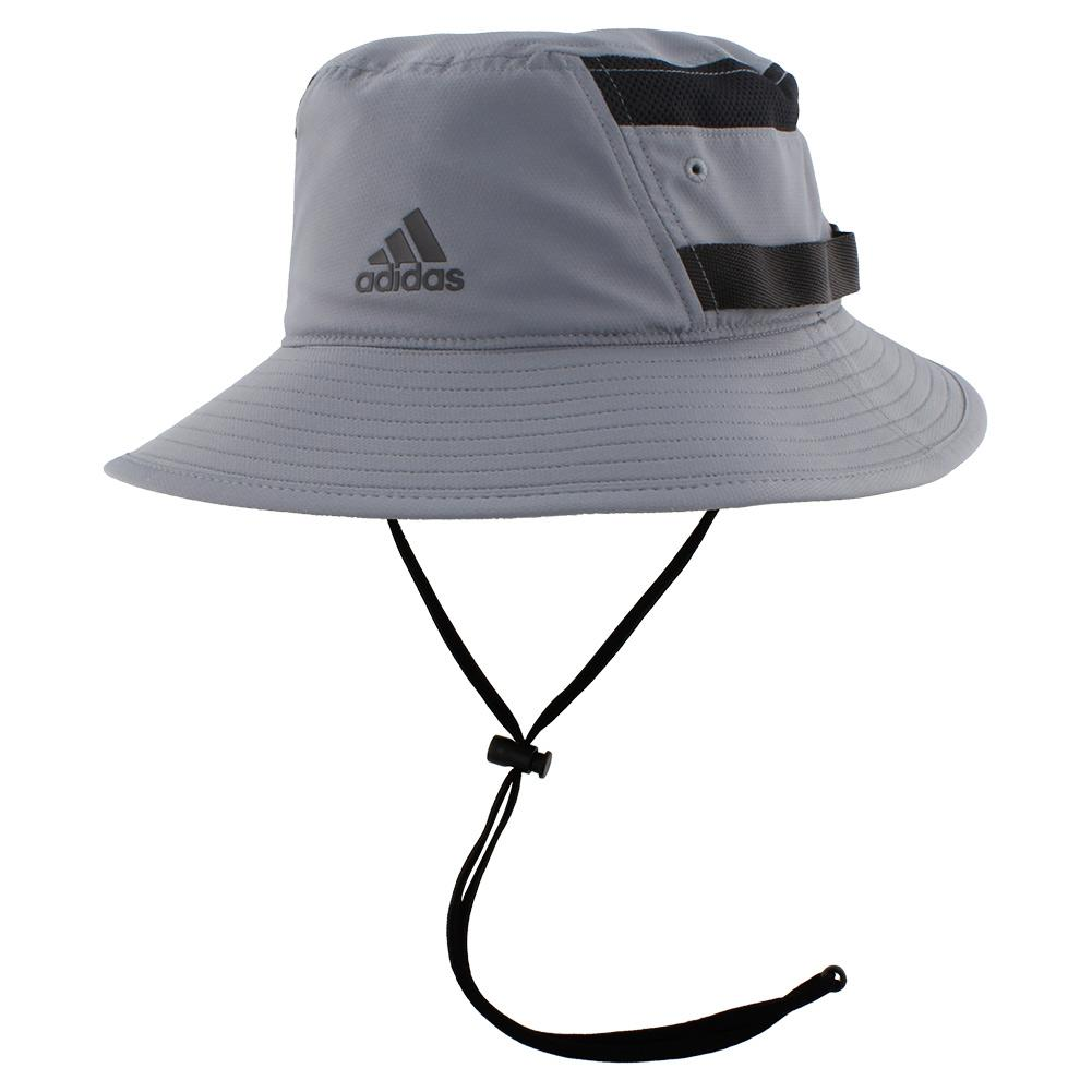Men ' S Victory Iii Bucket Hat Grey And Black