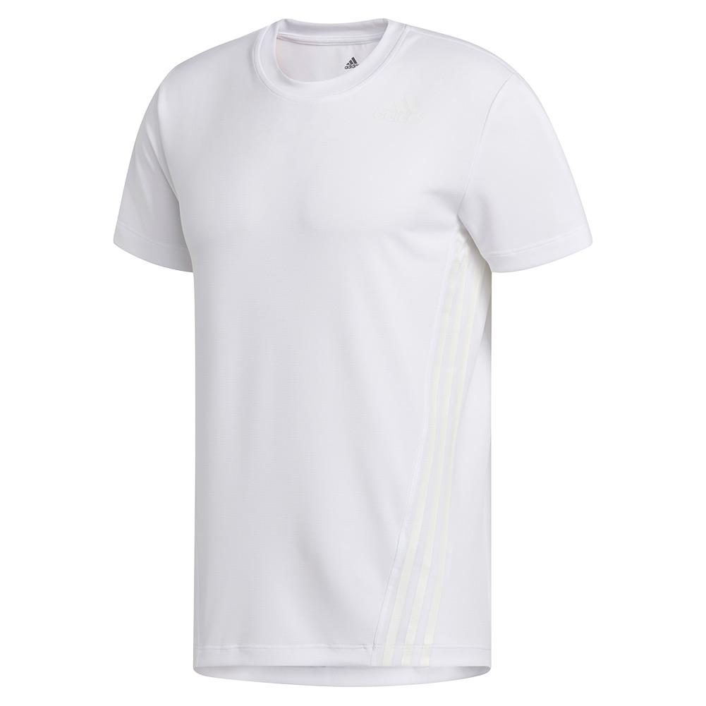 Men's Aeroready 3- Stripes Tee White