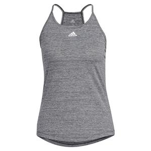 Women`s Performance Tank Black and White