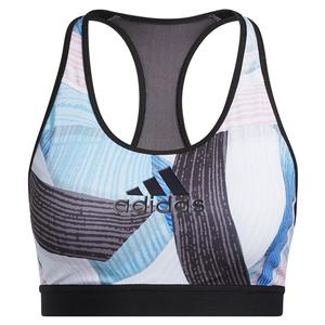 Women`s Don`t Rest Nini Sum Training Bra Multicolor and Print