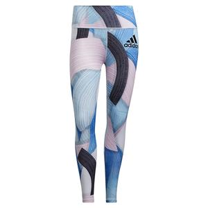 Women`s Believe This 2.0 Nini Sum Training Tight Multicolor and Print