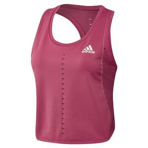 Women`s Primeknit Primeblue Tennis Tank Wild Pink