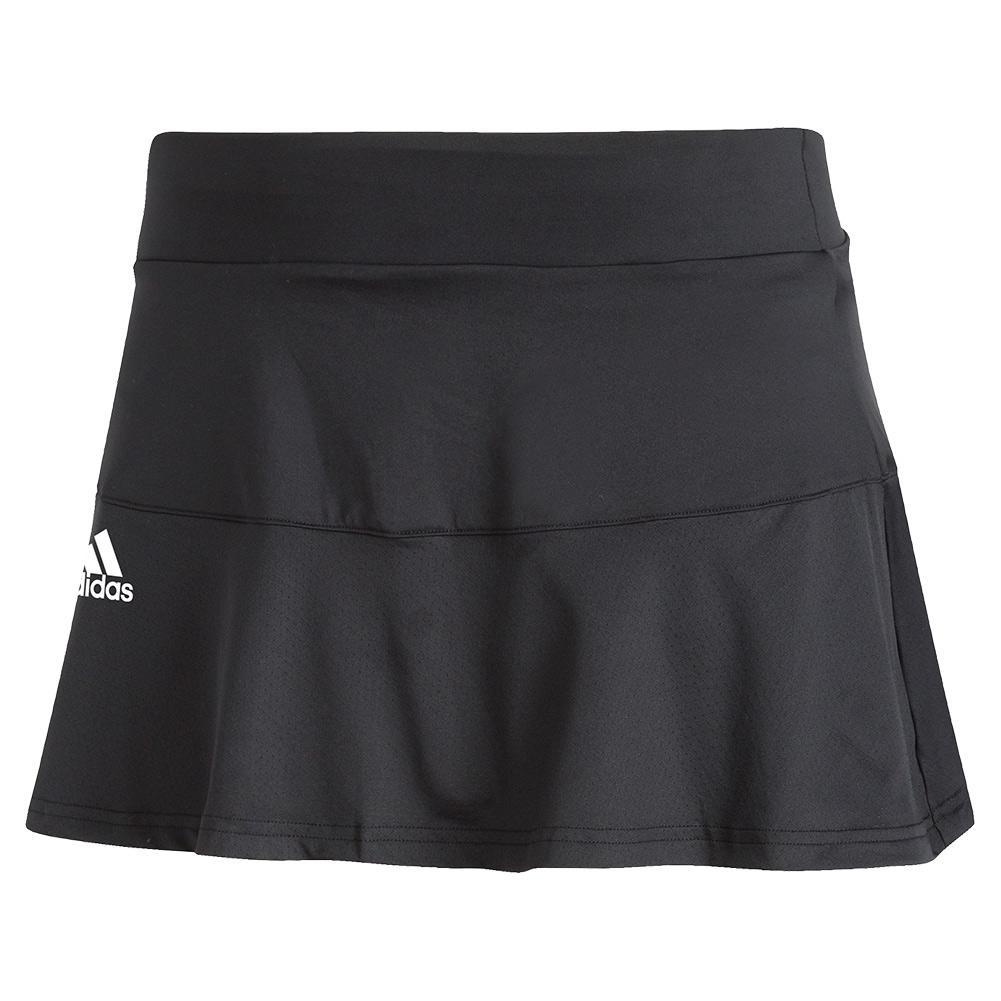 Women's Aeroready Match Tennis Skort Black And White