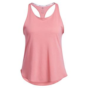 Women`s Go To Training Tank 2.0 Hazy Rose and White