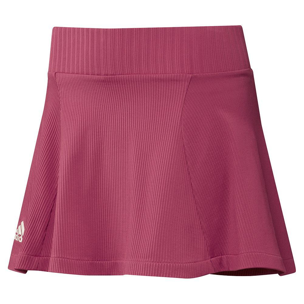 Women's Primeknit Primeblue 13 Inch Tennis Skort Wild Pink