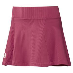 Women`s Primeknit Primeblue 13 Inch Tennis Skort Wild Pink
