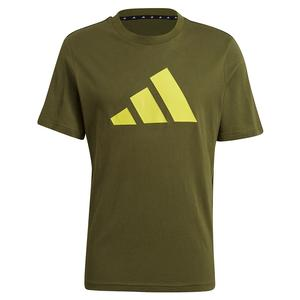 Men`s FI Badge of Sport Tee Wild Pine
