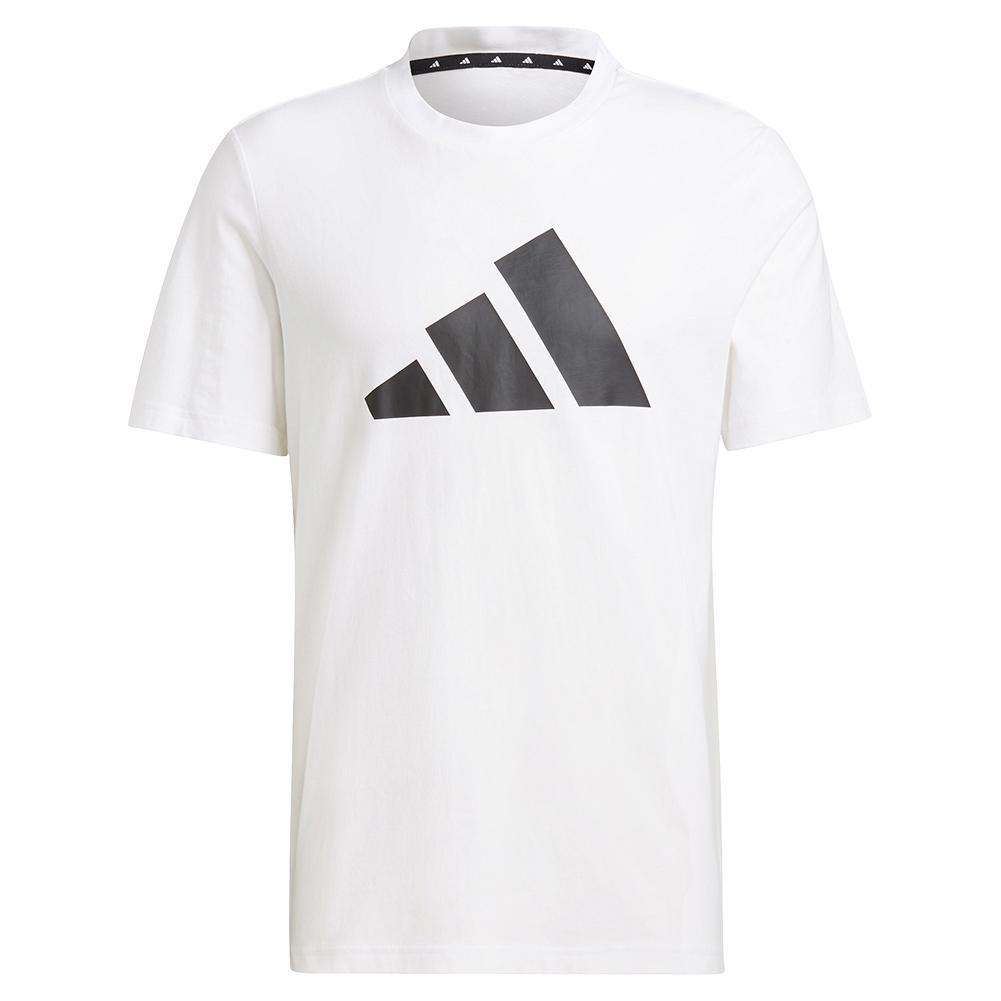 Men's Fi Badge Of Sport Tee White