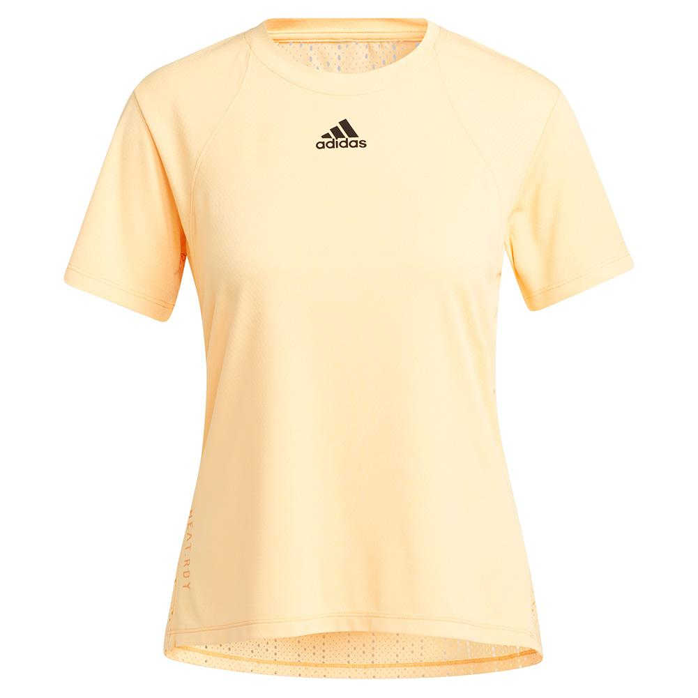 Women's Heat.Rdy Training Top Acid Orange