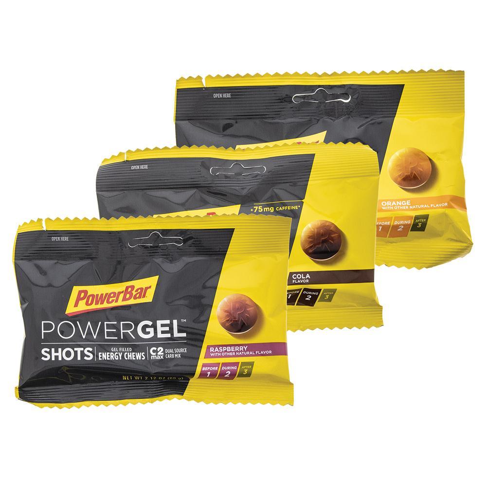 Powergel Shots Energy Chews
