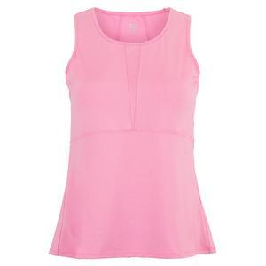 Women`s Rina Tennis Tank Camelia Pink