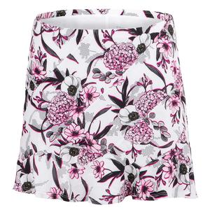Women`s Kailey 14.5 Inch Tennis Skort Oahu Garden