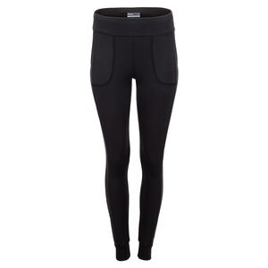 Women`s Soul Tennis Pant Black