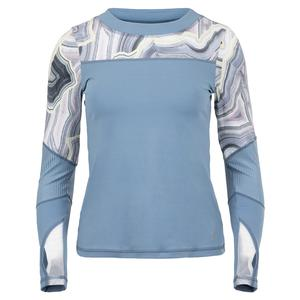 Women`s Long Sleeve Tennis Top Patagonia and Quartz