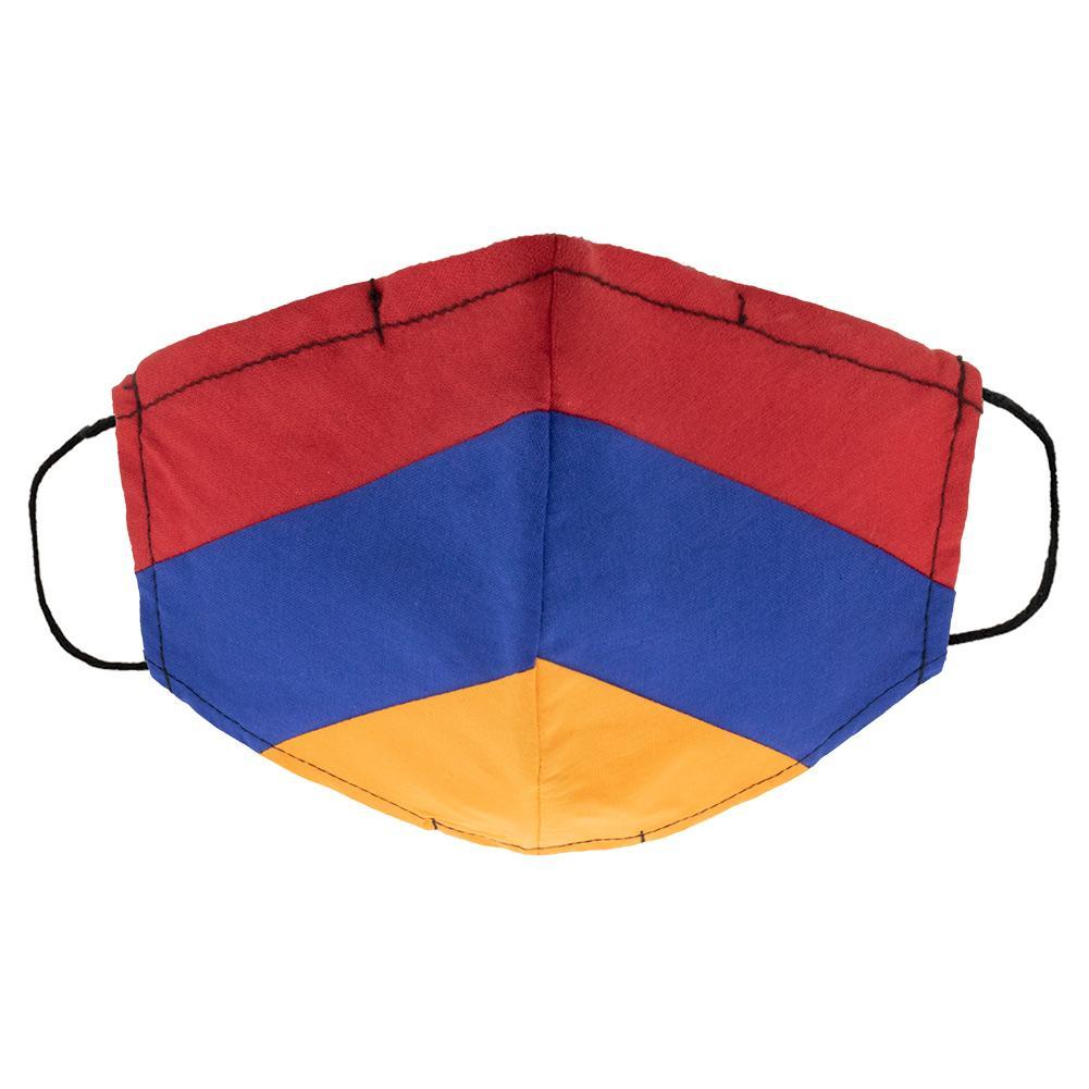 Non Medical Tennis Face Mask Armenian Flag