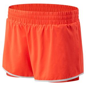 Women`s Rally Tennis Short Neo Flame