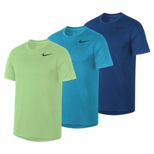 Men`s Dry Short-Sleeve Training Top