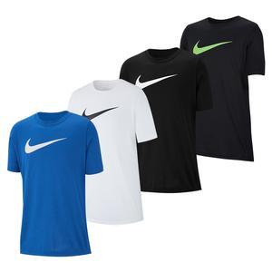 Boys` Swoosh Training T-Shirt