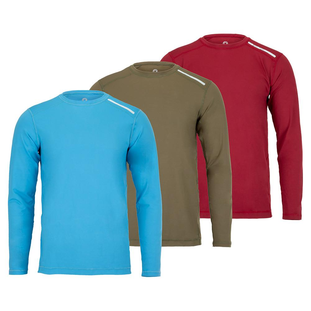Tennisexpress Men`s Jet Tee Long Sleeve Tennis Top
